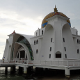 The Melaka Straits Mosque in Melaka, Malaysia is certainly a must see. The beautiful mosque was built so that when the water tide is at just the right height, the Mosque looks like it is floating on the ocean. What makes this Mosque even more special is that it was...