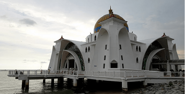Badshahi Mosque 3d Model Free Download