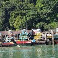 The time had come to leave one island to go to another. Pulau Pangkor was relaxing and beautiful but we needed the high life of Pulau Penang more. It was time to pack our one bag each with everything we owned and set sail&#8230; literally. Getting from Pulau Pangkor to...