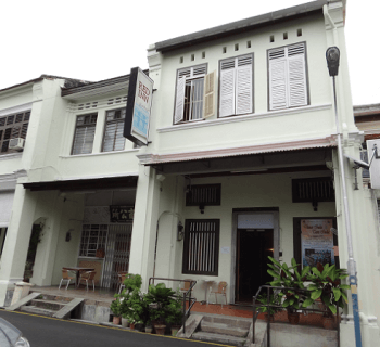 Red Inn Heritage Guesthouse Georgetown Penang