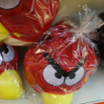 For some reason Malaysia is absolutely crazy about Angry Birds. There is Angry Birds merchandise everywhere. If Rovio Entertainment, the creators of Angry Birds, is getting a royalty from even half of the merchandise being sold here they must be a very rich by now. For those that aren&#8217;t familiar...