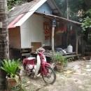 Hippie Happy Hut on Koh Tao, Thailand