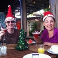 We had a lovely Christmas on Koh Samui in Thailand. It was strange to be away from our family on this festive occasion, but after a couple of cosmopolitan cocktails with breakfast, we settled in to a glorious tropical island Christmas Day. Santa surprised us with some awesome usable gifts...