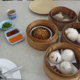 Dim Sum can be found almost everywhere in the world. We're big fans and seek it out now and then anywhere we are. There were two very busy dim sum places near the hotel we were staying at in Chumphon, Thailand, so we seized the opportunity to get our fix....