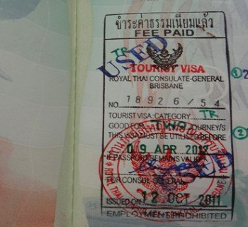 Visa Details for Awesome Trip
