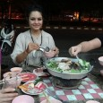 All you can eat BBQ meat for only 99 Baht each. Who could say no to that? We certainly couldn't. After all, 99 Baht is only around $3 and it is all you can eat meat! Thailand's version of a barbeque can not be missed. It is a social...