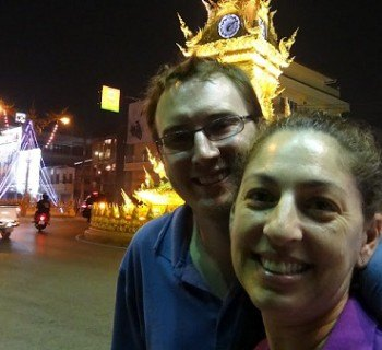 Chiang Rai's Clock Tower - We Have Totally Been Here