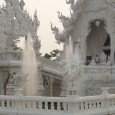 Wat Rong Khun is quite a sight. It is an all white temple situated just south of Chiang Rai, north of Chiang Mai in Thailand. We had seen a number of photos of The White Temple but nothing could prepare us for seeing it so close up. The photos that...