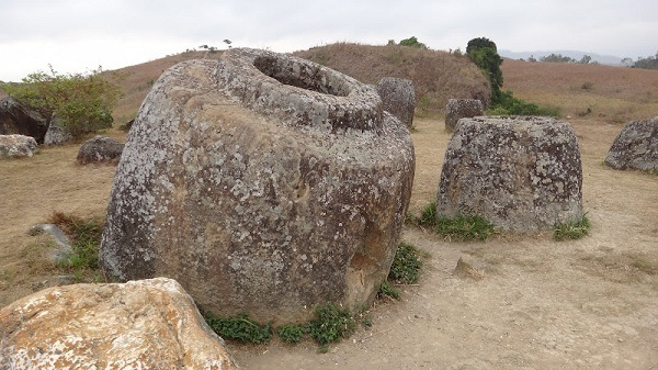 Phonsavan - Plain of Jars Site I - Photo 2
