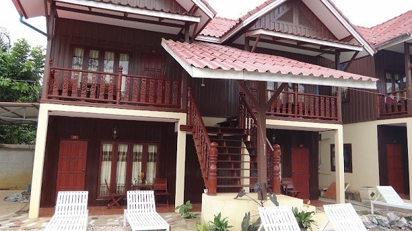 Phongsavanh Guesthouse - Bungalows