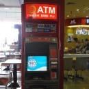 Canadia Bank ATM at Phnom Penh Airport Cambodia