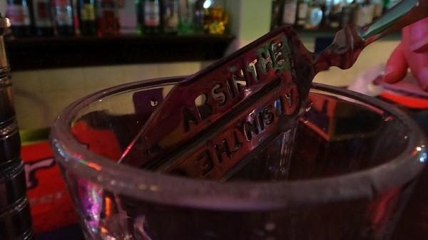 L'Absinthe Bar - Absinthe Sugar Holder