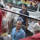 People waiting For Us At Battambang