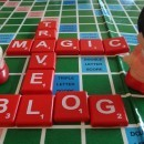 Scrabble Magic Travel Blog, Astro and Uran