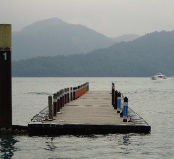 Sun Moon Lake Bridge