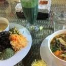 Delicious Food At Bali Buddha Kerobokan Bali