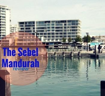Mandurah Accommodation - The Sebel Mandurah Review